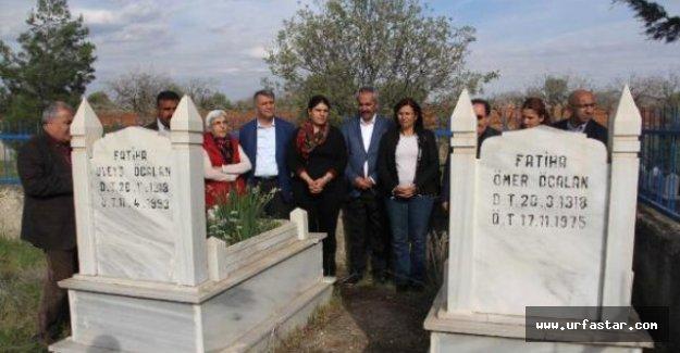 HDP'li milletvekillerinden sürpriz ziyaret...