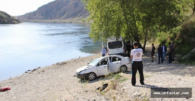 Otomobille Fırat'a uçtular..