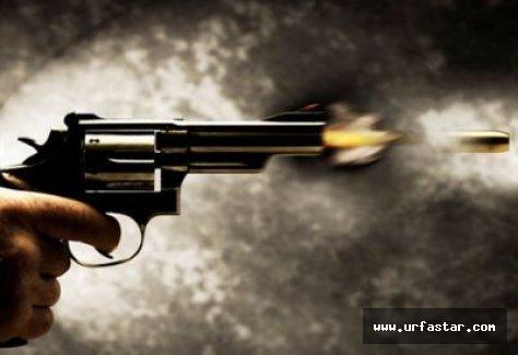Suruç'ta silahlı kavga...