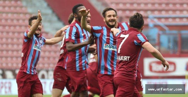 Trabzon kazandı, Urfa üzüldü