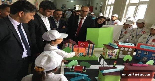 Urfa'da böyle okulda var...