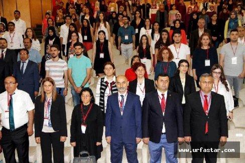 Urfa'da Uluslararası Kongre...