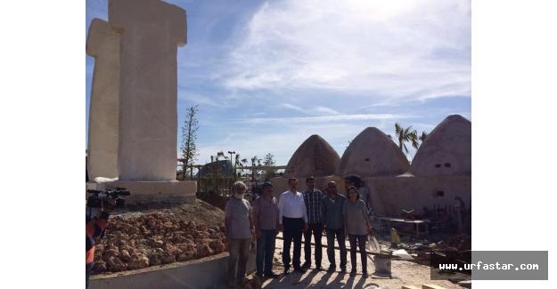Urfa, Expo 2016'da yerini aldı