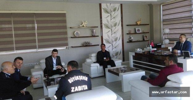 Urfalılar Ankara'da denetleme yaptı