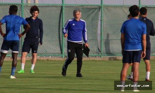 Urfaspor'da gözler Altınordu maçına çevrildi