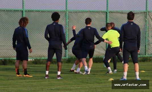 Urfaspor zorlu sınava hazırlanıyor