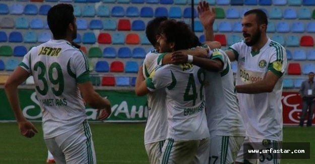 Urfaspor zorlu sınava start verecek