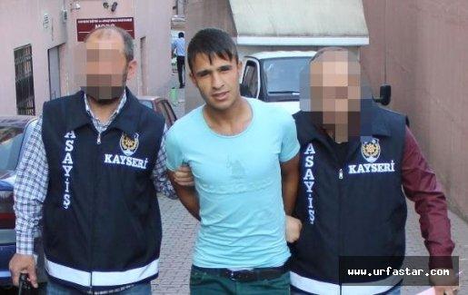 19 Yaşındaki sahte polis, suçüstü yakalandı
