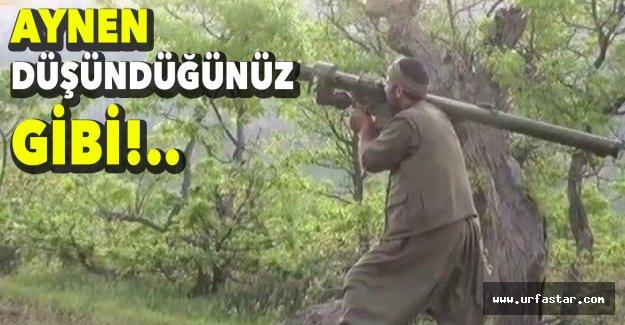 Bakın o silahı PKK'ya kim vermiş!