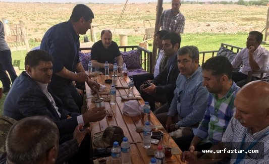 Büyükelçiler Harran'da…