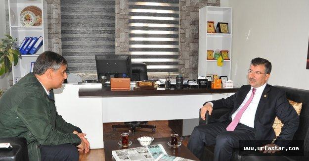 Cevheri: Urfa'nın sorunlarını çözüyoruz