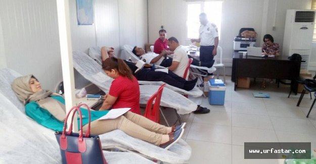 Dicle elektrik'ten kan bağışına desteK