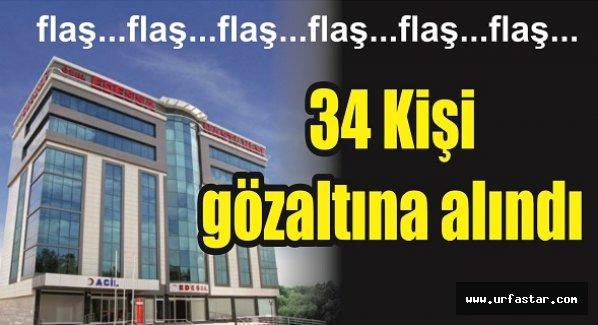 İlk operasyon Edessa Hastanesine…