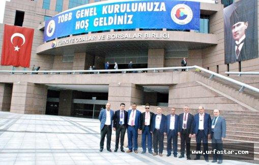 ŞUTSO delegeleri, 72. genel kurula katıldı