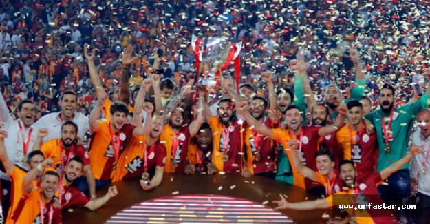 Türkiye kupasının sahibi Aslan oldu