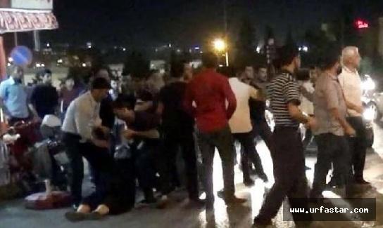 Urfa'da meydan savaşı çıktı..
