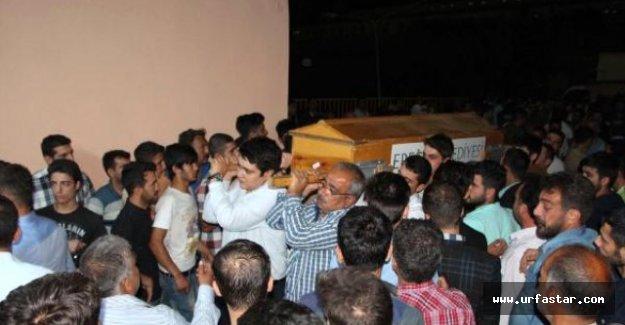 10 şişinin cenazesi Urfa'ya getirildi