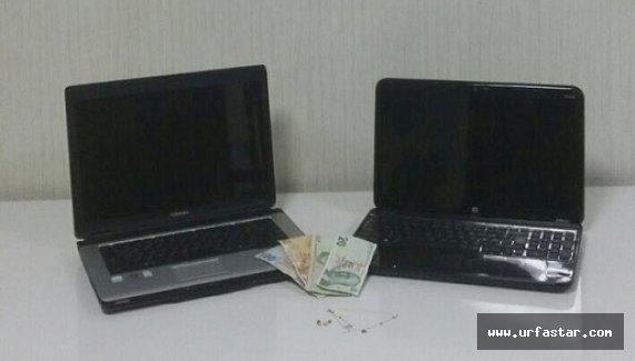 2 Hırsızlık şüphelisi yakalandı