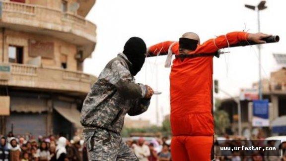 Bir korkunç infaz daha!