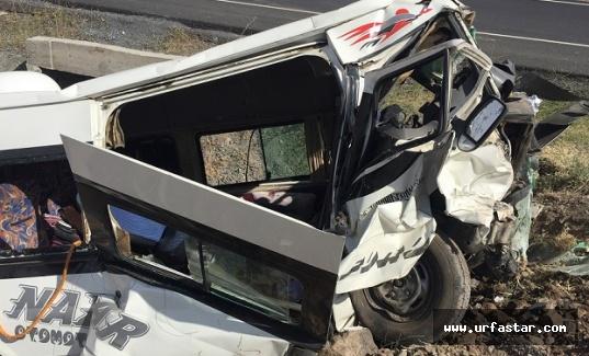 Diyarbakır yolunda korkunç kaza:6 ölü
