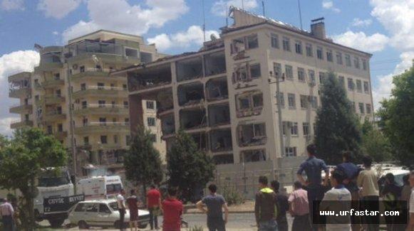 Midyat'ta acı içinde acı: Şehit polis...