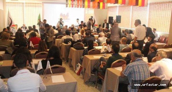 PYD karşıtı Suriyeli Kürtler Urfa'da toplandı