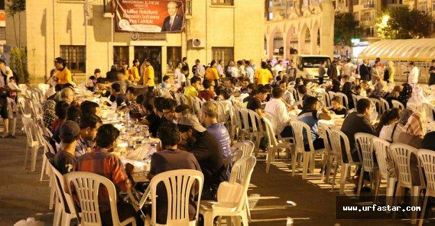Ramazan sofraları bir kez daha açıldı