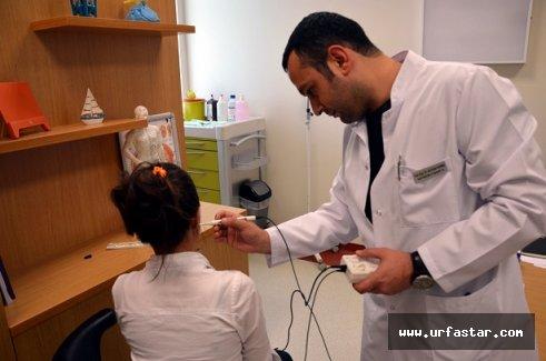 HRÜ hastanesinde güzel bir gelişme daha...