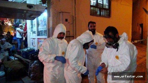 Urfa'da gece yarısı ceset bulundu
