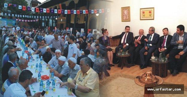 Urfa'dan Kosova'ya anlamlı iftar