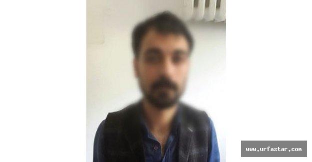 Urfa sınırında yakalandı..