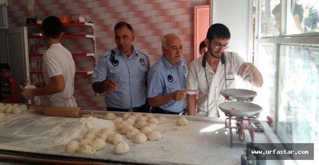Urfa'da kaliteli ekmek üretmeyen fırıncı yandı