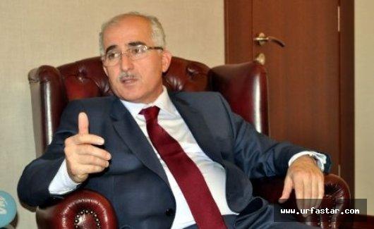 Urfa'nın yeni valisinden ilk açıklama geldi