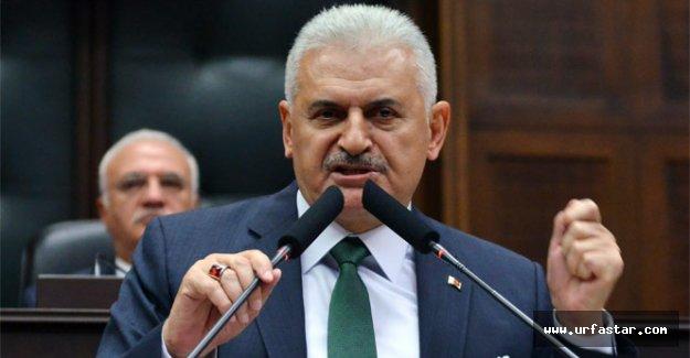 Başbakan Yıldırım'dan ABD'ye Gülen resti