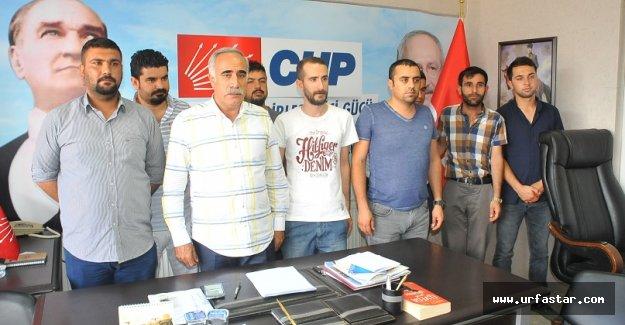 CHP'den yumurtalı saldırıya tepki