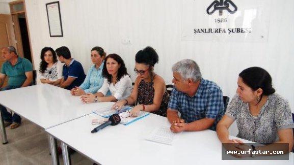 Keskin: Urfa'da işkence suçu işleniyor