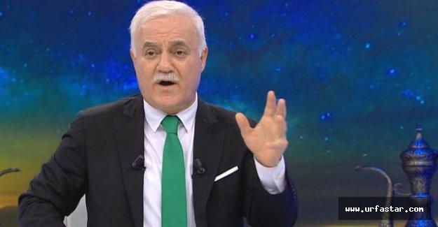Nihat Hatipoğlu, Urfa'da konuşacak...