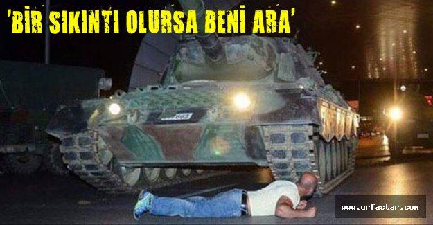 Türkiye'de yaşamayanın anlamayacağı diyalog