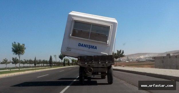 Urfa'da şoke eden görüntü..