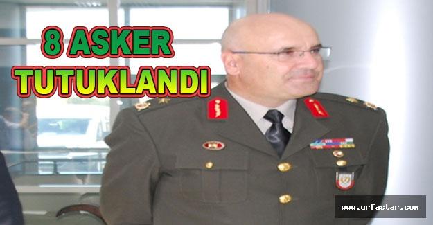 Urfa'da Tugay Komutanı hakkında flaş karar...