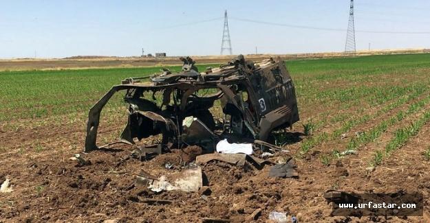Urfa-Mardin yolunda bombalı saldırı;3 şehit