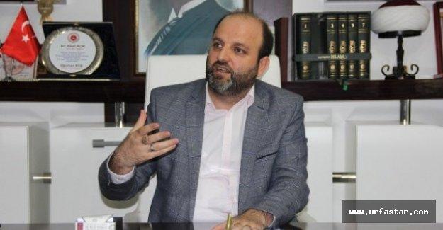 Urfa'da çok sayıda din görevlisi açığa alındı