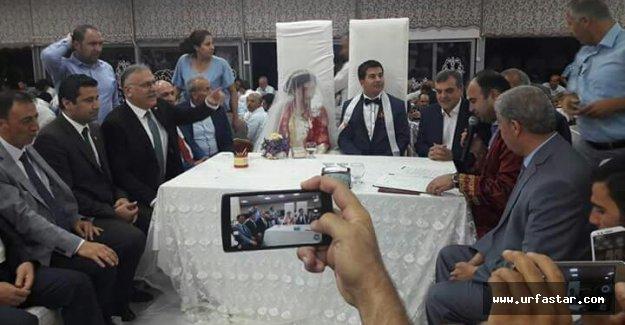 Urfalı Danışman evlendi.
