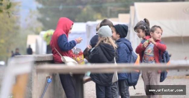 413 Bin Suriyeli çocuğa Türkçe öğretilecek