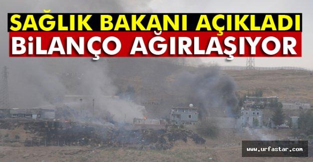 Bakan Akdağ'dan flaş saldırı açıklaması