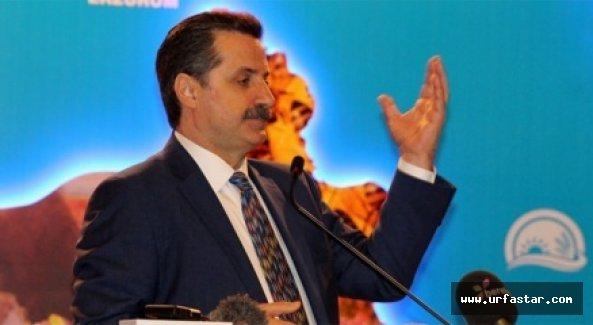 Bakan Çelik Erzurum'da sert konuştu
