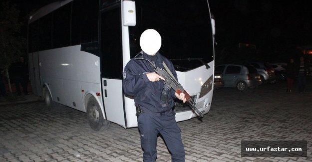 Ceylanpınar'da PKK operasyonu: 7 gözaltı