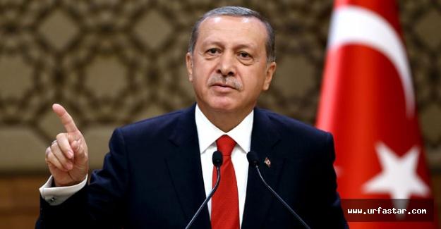 Erdoğan'dan AB'ye rest