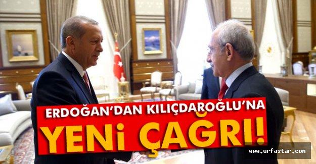 Erdoğan, Kılıçdaroğlu'nu oraya tekrar çağırdı