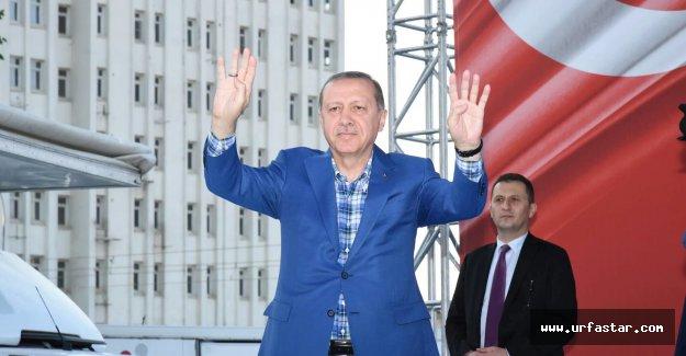 """Erdoğan :"""" Onların da inine gireceğiz """""""